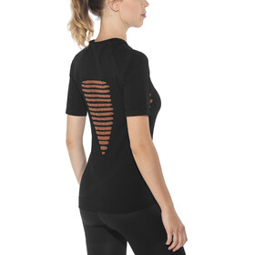X-Bionic Energizer SS Shirt Women Black/Orange